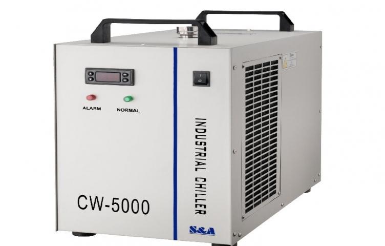 水泵在于水冷机上的应用
