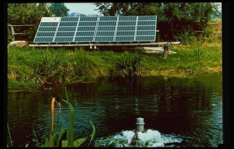 无刷直流水泵太阳能应用