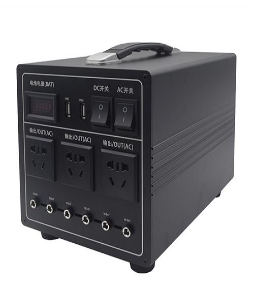 中科世纪 UPS 便携式急救电源 鱼缸专用蓄电池